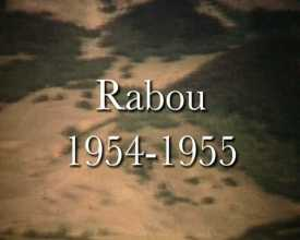 Rabou 1954-1955