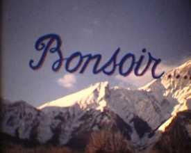 Nous vous invitons... en montagne, 1986