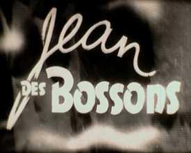 Jean des Bossons