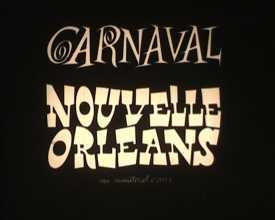 Carnaval Nouvelle Orléans