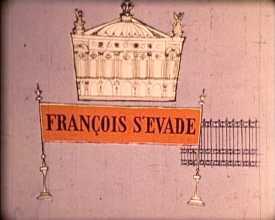 François s'évade