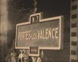 Portes-lès-Valence reçoit la Croix de guerre