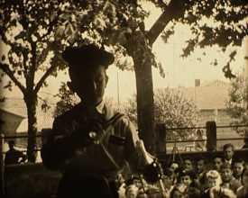 Epinouze en fêtes, années 1950