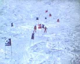 Du ski en station 1