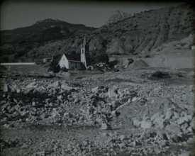 Vacances en Ubaye, vers 1960