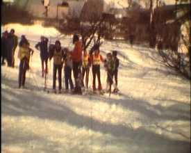 Club de ski de fond ; les chamois des Ecrins (Le)