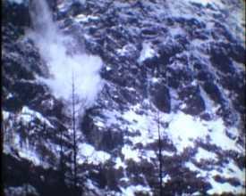 Fin d'hiver dans le Parc national des Ecrins
