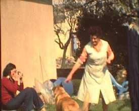 Une journée familiale à Grenoble, vers 1978-1979