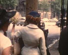 Mariage des années 1950