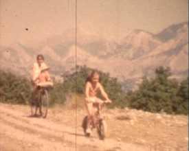 Vacances d'été à Ventavon 1, 1955