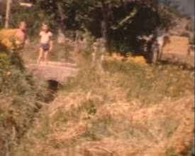 Vacances d'été à Ventavon 2, 1955