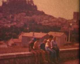 Vacances d'été à Ventavon, 1961