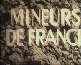 Mineurs de France