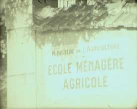 Ecole ménagère agricole des Hautes-Alpes (L')