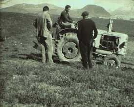 Labour au tracteur (Le)