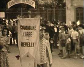 Gap en fêtes, 1950