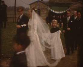 Mariage des années 1960