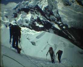 Alpinisme au Pérou