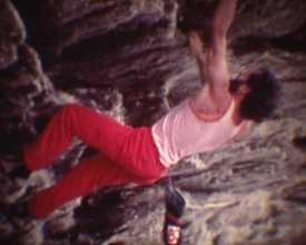 Un haut-alpin pratique la montagne 3