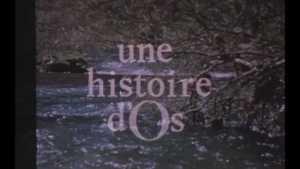 Une histoire d'Os