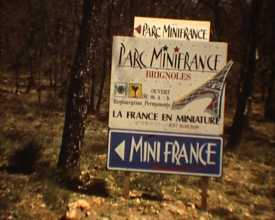 Balades printanières à Brignoles et en Avignon