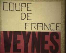 Coupe de France Veynes contre F.C. Martigues