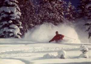 20 years of skiing