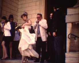 Mariage de Michèle et Alain (Le)