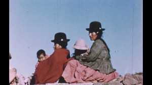 Hommes et cimes du Pérou