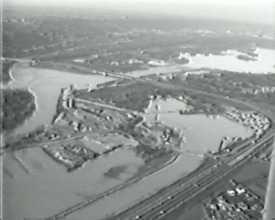 Inondations du Rhône, 15-18 février 1990