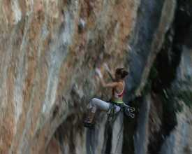 Escalade extrême en Sardaigne