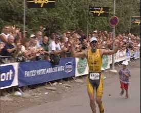Triathlon d'Embrun - Edition 2003 Sélection d'images (Le)