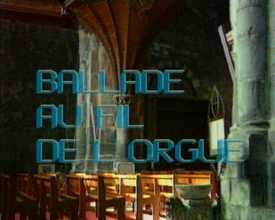 Ballade au fil de l'orgue