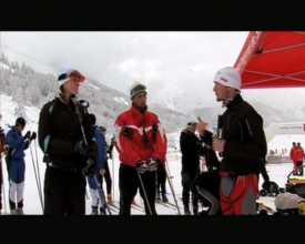 """Championnat de France de ski de fond : """"Paroles et plaisirs de fondeurs"""""""