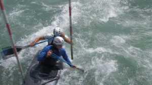 Coupe du monde ICF 2011 Canoë-kayak slalom