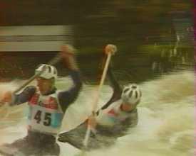 """Sports Aventure Emission n° 9 : """"Le canoë"""" Franck Adisson et Wilfried Forgues"""