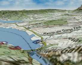 Géocinérama : Durance et Verdon