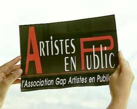 Artistes en public