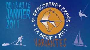 9es Rencontres Expés, La Meije, 2011