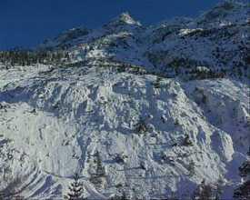 Avalanche de Fanager, 16 décembre 2008, Névache (05)
