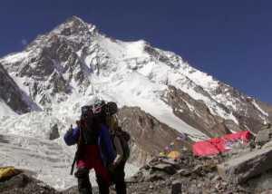 K2 Une journée paticulière
