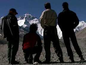 Un Everest de l'intérieur
