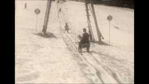 Henri au ski 2