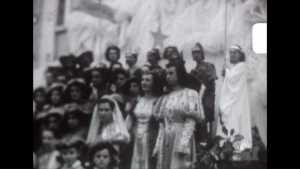 Spectacle historique à Embrun
