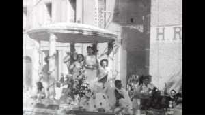 Corso de Sisteron en 1949