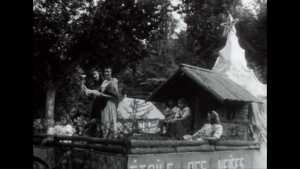 Fête de Gap en 1950