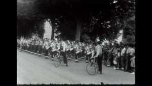 Corso de Gap en 1951