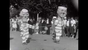 Corso de Gap en 1953