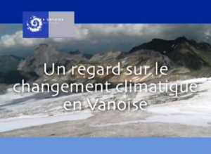 Un regard sur le changement climatique en Vanoise