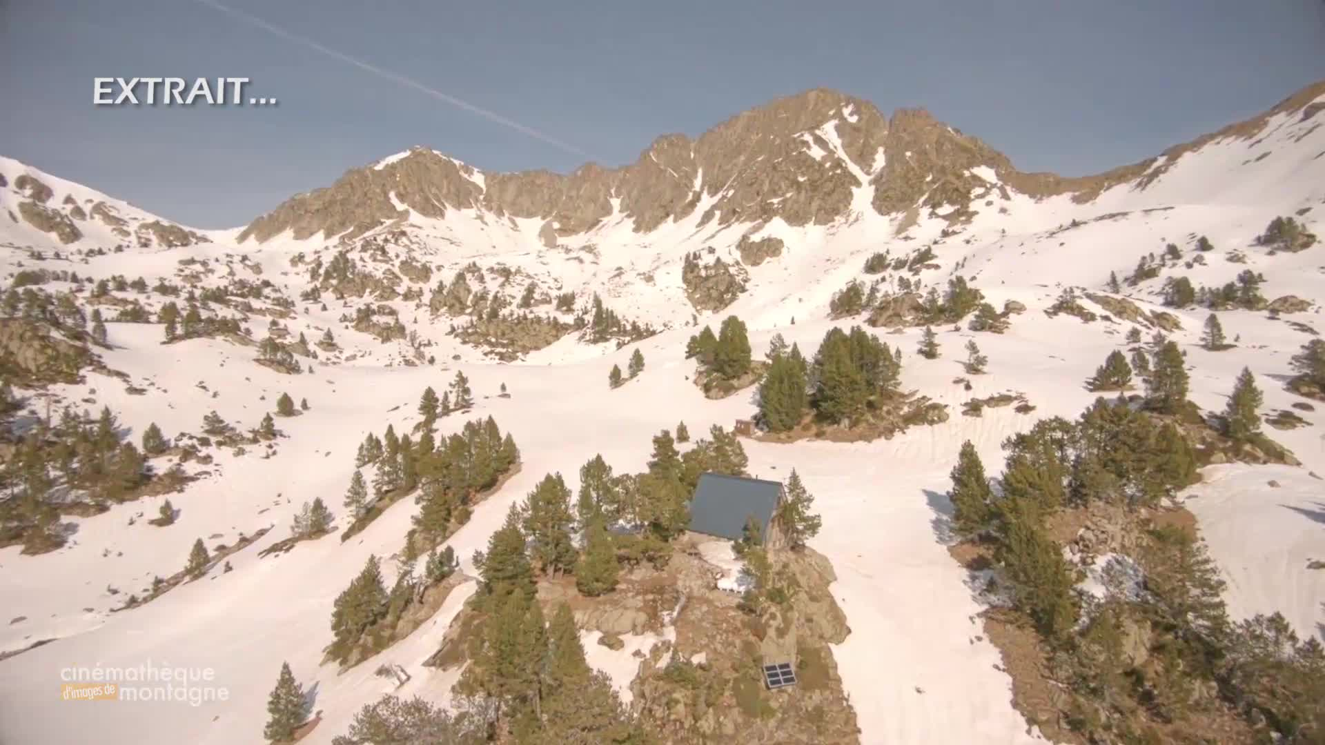 Pyrenean backcountry